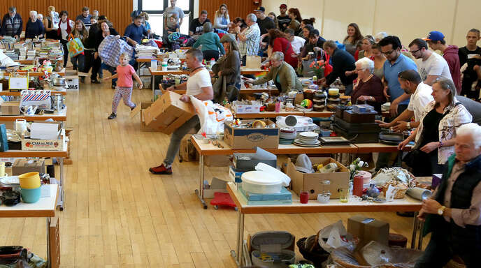 An fünf Orten findet am Wochenende der Ortenauer Warentauschtag statt.