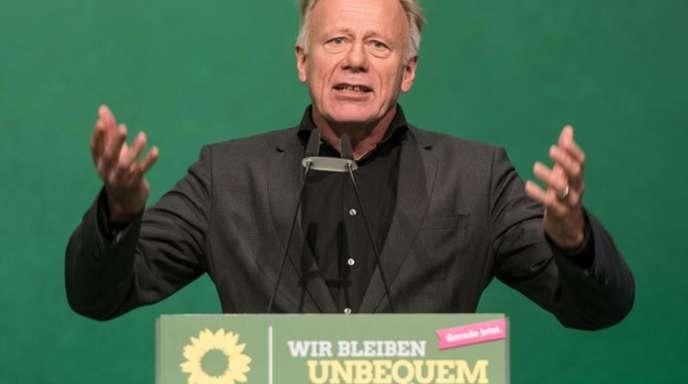 Jürgen Trittin gehört zum Grünen-Team, das Chancen für ein Regierungsbündnis seiner Partei mit Union und FDP ausloten soll.