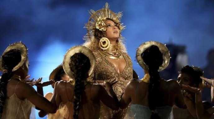 Beyoncé ist die Instagram-Queen.