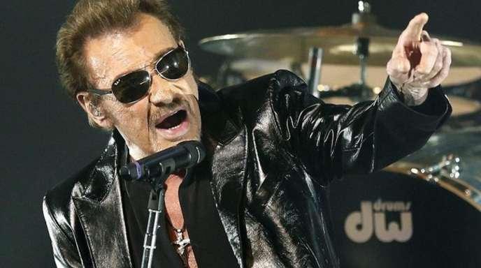 Johnny Hallyday ist tot. Der Musiker starb im Alter von 74 Jahren.