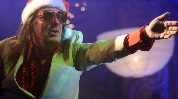 Guildo Horn feiert Weihnachten mit seinen Liebsten.