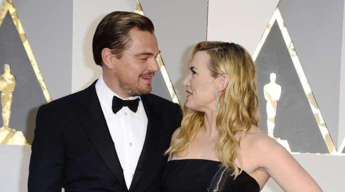 Leonardo DiCaprio und Kate Winslet:Mit «Titanic» begann eine wunderbare Freundschaft.