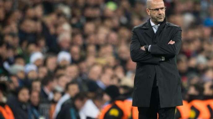 Der Auftritt seines Teams in Madrid verlängerte die Schonfrist für den in die Kritik geratenen BVB-Trainer Peter Bosz.