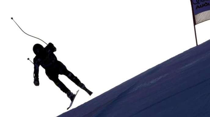 Bei einem Abfahrtsrennen in Lake Louise ist ein deutscher Nachwuchssportler tödlich verunglückt. Foto (Symbol): Hans Klaus Techt