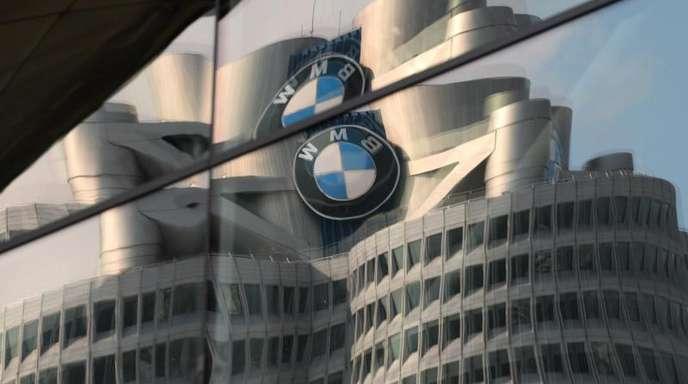 BMW hat die Vorwürfe der Umwelthilfe scharf zurückgewiesen.