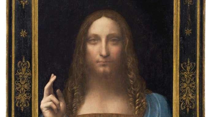 Das Gemälde «Salvator Mundi» zieht in die Emirate.