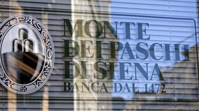 Die italienische Bank Monte dei Paschi di Siena war 2008 unter anderem mit der überteuerten Übernahme eines Rivalen und einem Berg fauler Kredite in Schieflage geraten.