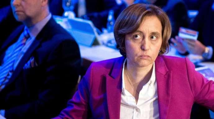 Beatrix von Storch im Dezember beim AfD-Bundesparteitag in Hannover.