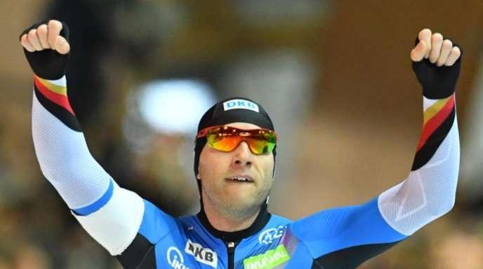 Eisschnellläufer Nico Ihle sieht die Teilnahme der russischen Athleten an den Winterspielen in Pyeongchang kritisch.
