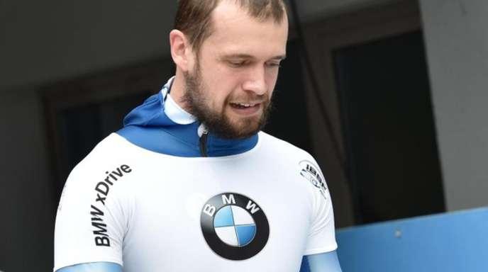 Skeleton-Olympiasieger Alexander Tretjakow klagt gegen den Olympia-Ausschluss.