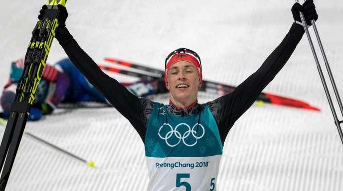 Kombinierer Eric Frenzel hofft auf den nächsten Gold-Coup in Pyeongchang.
