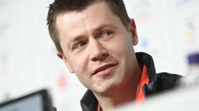 Will den Eishockey-Schwung von Olympia mit in die Zukunft nehmen: DEB-Sportdirektor StefanSchaidnagel.