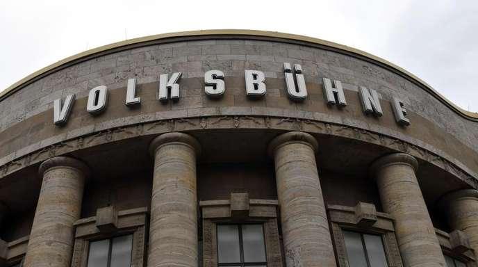 Intendant gesucht: Die Volksbühne in Berlin.