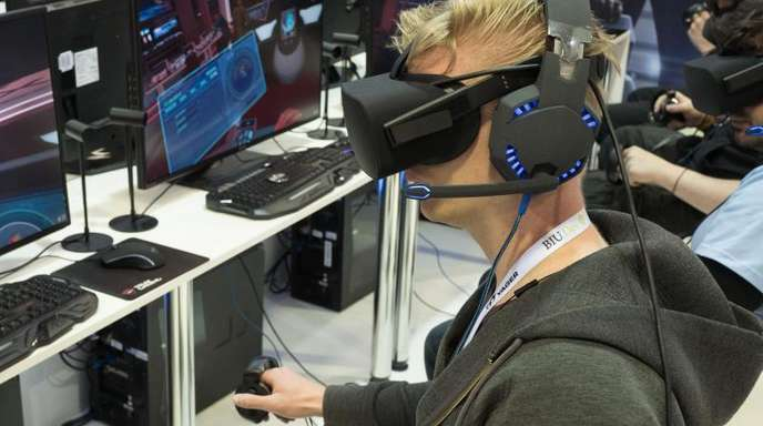 Vom kommenden Montag an zeigt die Games Week Berlin mit einer Vielzahl von Veranstaltungen wieder die vielen Facetten der Branche.