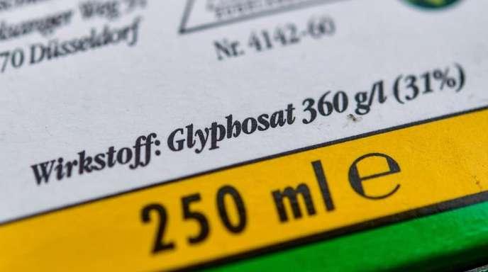 Die Internationale Krebsforschungsagentur der WHO stufte Glyphosat im März 2015 als «wahrscheinlich krebserregend» ein.