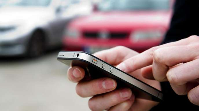 Smartphone als Autoschlüssel? - Die Allianz erwartet, dass das in einigen Jahren Standard sein wird.