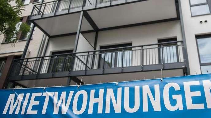 Union und SPD hatten sich im Koalitionsvertrag darauf verständigt, die Mietpreisbremse nachzuschärfen.
