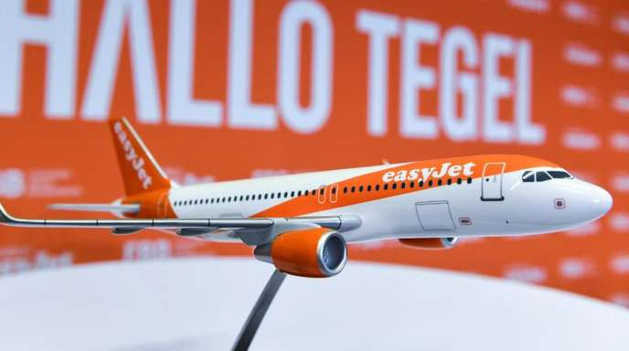Ohne die Anlaufverluste in Tegel, wo Easyjet Geschäftsteile der insolventen Air Berlin übernommen hat, hätte das Minus nur 16 Millionen Pfund betragen.