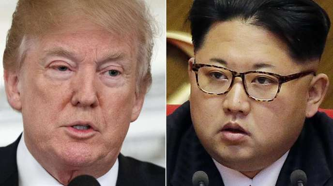 Das historische Treffen zwischen Donald Trump und Kim Jong Un steht auf der Kippe.