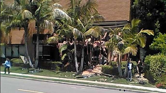 Bei einer Explosion in einer Klinik in Kalifornien ist Medienberichten zufolge ein Mensch getötet worden.