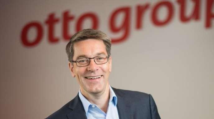 Alexander Birken, Vorstandsvorsitzender der Otto Group.