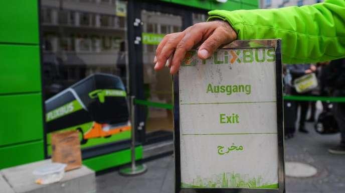 Den deutschen und europäischen Markt hat Flixbus im Schnelldurchgang aufgerollt, nun soll die Expansion nach Amerika das Start-up zum Global Player machen.