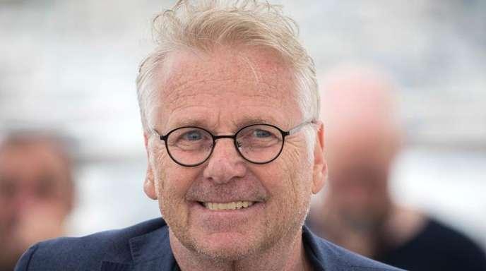 Der deutsch-französische Publizist und frühere Grünen-Europaabgeordnete Daniel Cohn-Bendit zu Gast beim Filmfestival in Cannes.