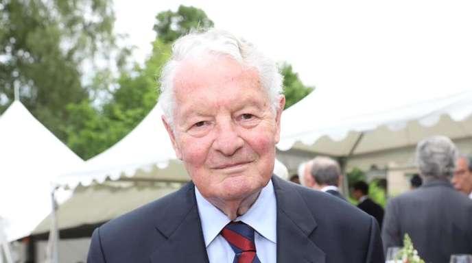 Rolf Seelmann-Eggebert kennt sich aus mit dem britischen Königshaus.