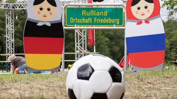 Zur Fußball-Weltmeisterschaft wird das ARD-Morgenmagazin live aus Rußland senden.