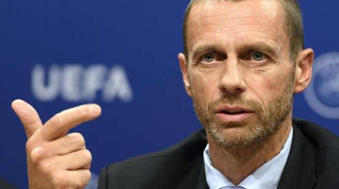 UEFA-Präsident Aleksander Ceferin würde eine WM-Kandidatur Englands befürworten.