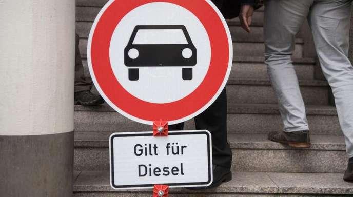 Fahrverbote für ältere Dieselautos in Stuttgart sind nun möglich.