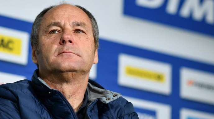 Gerhard Berger muss dringend einen neuen DTM-Teilnehmer finden, sonst steht die Serie vor dem Aus.
