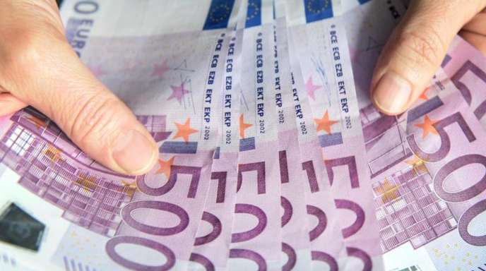 Die privaten Haushalte haben in den ersten drei Monaten des Jahres 69 Milliarden Euro in ihr Vermögen fließen lassen und so lautBundesbank einen der höchsten Quartalswerte seit der Jahrtausendwende erreicht.