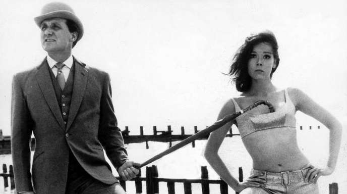«Mit Schirm, Charme und Melone»: Der smarte John Steed (Patrick Macnee) und die schlagkräftige Emma Peel (Diana Rigg).