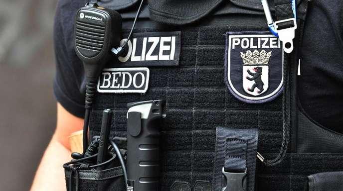 Die Berliner Polizei ist massiv gegen die Organisierte Kriminalität in der Hauptstadt vorgegangen - 77 Immobilien wurden beschlagnahmt.
