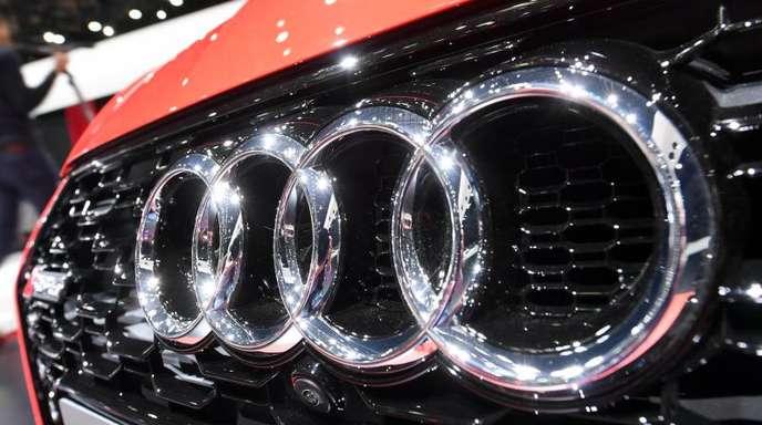 Weltweit kam Audi auf 165.000 verkaufte Autos oder ein Plus von 7 Prozent.