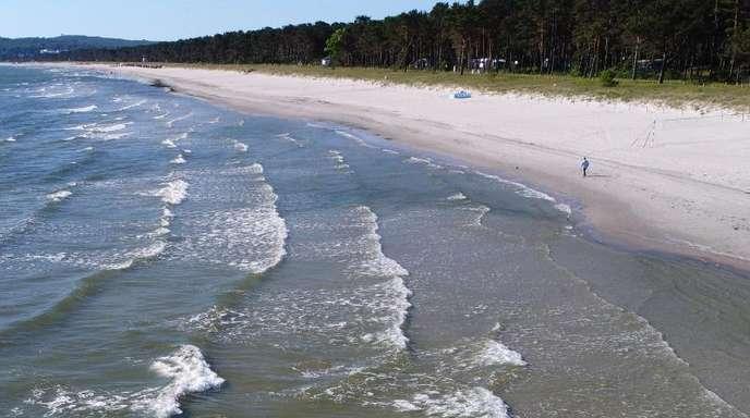 Im Jahr 2016 gelangten 11.943 Tonnen Stickstoff aus Deutschland in die Ostsee.