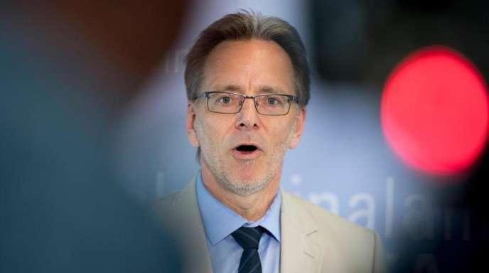 «Das für mich entscheidende, wohl größte Risiko ist das Radikalisierungsrisiko unter Zugewanderten», sagt Holger Münch, Präsident des Bundeskriminalamtes.
