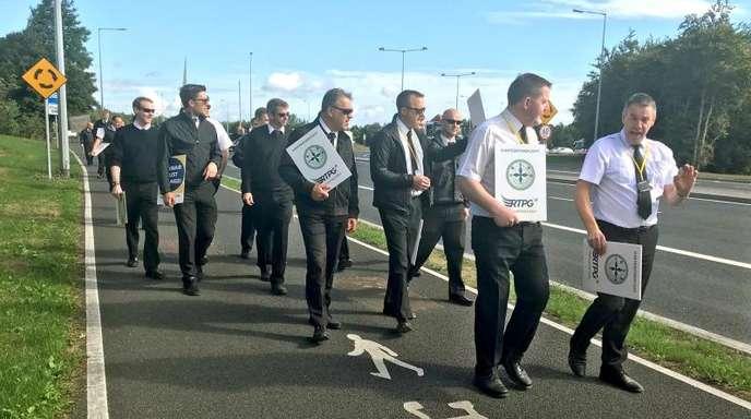 Wirtschaft Dublin Irische Gewerkschaft einigt sich im ...