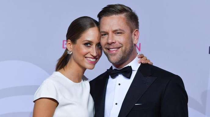Tom Gaebel und Saskia Runge werden heiraten.