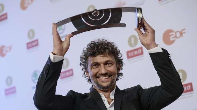 Der Echo Klassik, den Jonas Kaufmann 2016 in der Kategorie «Bestseller des Jahres» gewonnen hat, ist Geschichte. Künfig wird der Opus Klassik verliehen.