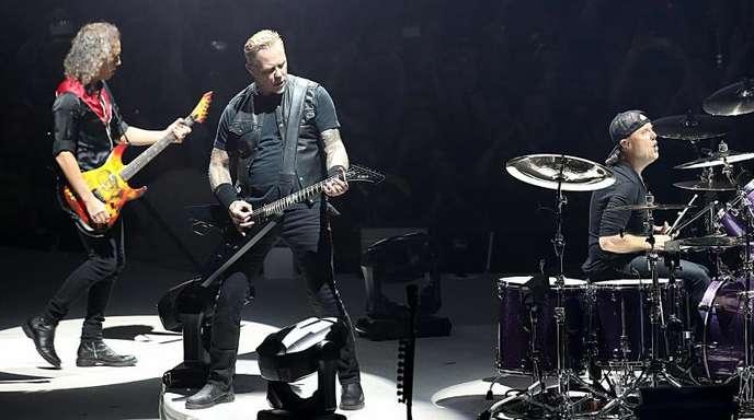 Metallica - Fan-Bindung durch Whiskey.