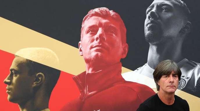 Bundestrainer Joachim Löw beginnt die Vorbereitung auf das Spiel gegen Frankreich mit einem kaum veränderten Kader.
