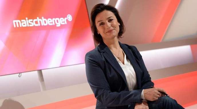 Sandra Maischberger will mit ihren Gästen über Erdogan und die Türkei-Politik sprechen.