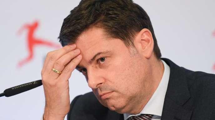 DFL-Geschäftsführer Christian Seifert schließt eine Austragung einzelner Bundesligaspiele im Ausland aus.