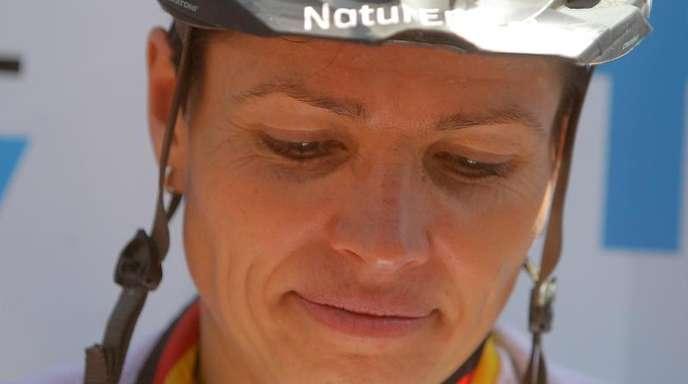 Musste ihre WM-Teilnahme absagen: Sabine Spitz.