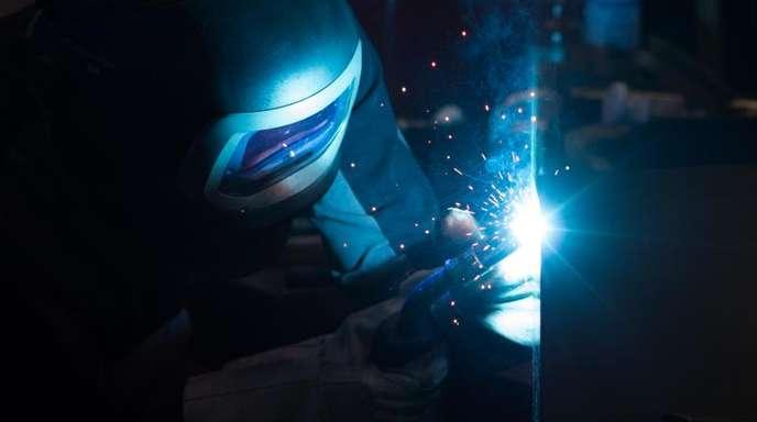 Mit 14,9 Prozent ist der Anteil der Leiharbeiter in der Metallbearbeitung besonders hoch.