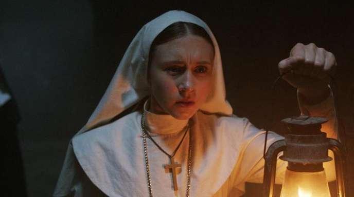 Taissa Farmiga als Schwester Irene in «The Nun».