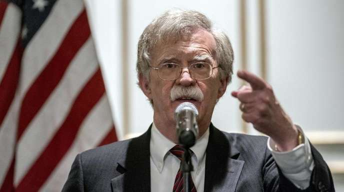 John Bolton, Nationaler Sicherheitsberater der USA.