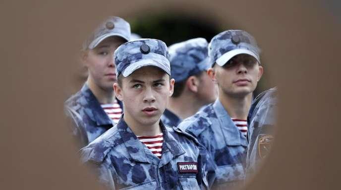 Russland wird bei dem Großmanöver Wostok etwa 300.000 Soldaten einsetzen.